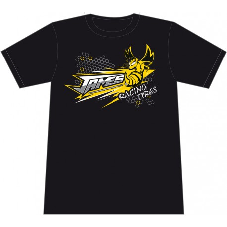 T Shirt James Racing M